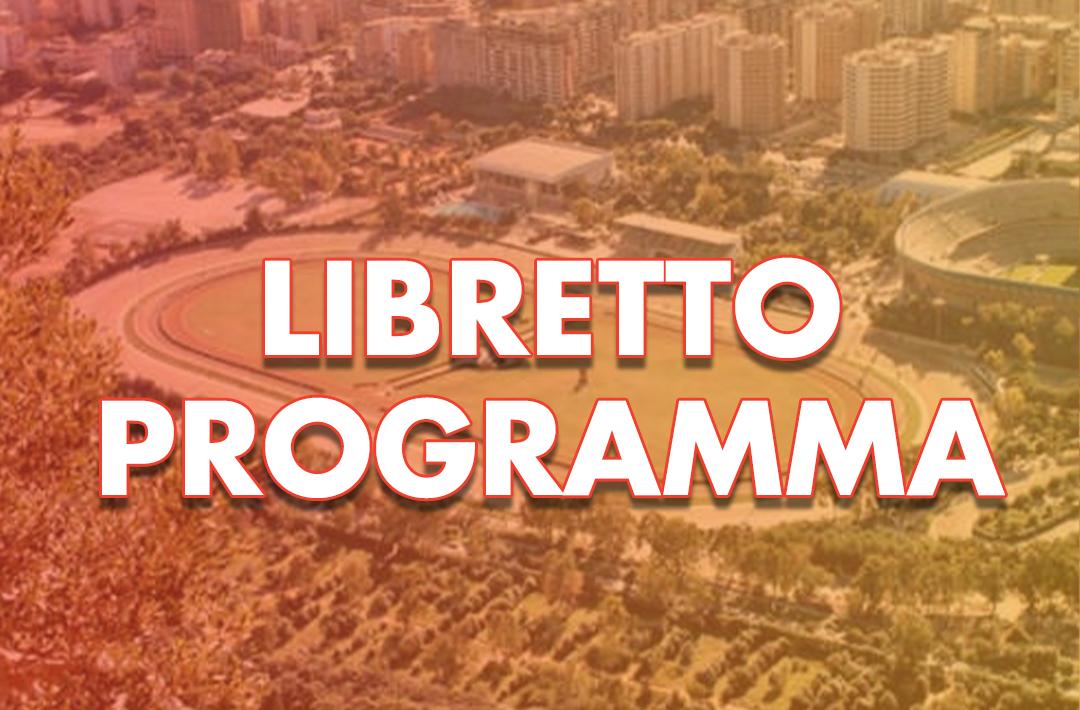 Libretto Programma del 30 Giugno 2021
